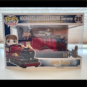 Funko POP Rides HOGWARTS EXPRESS WITH HARRY POTTER